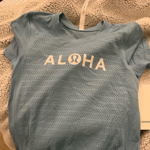 lululemon athletica Tops - lululemon Hawai'i exclusive shirt